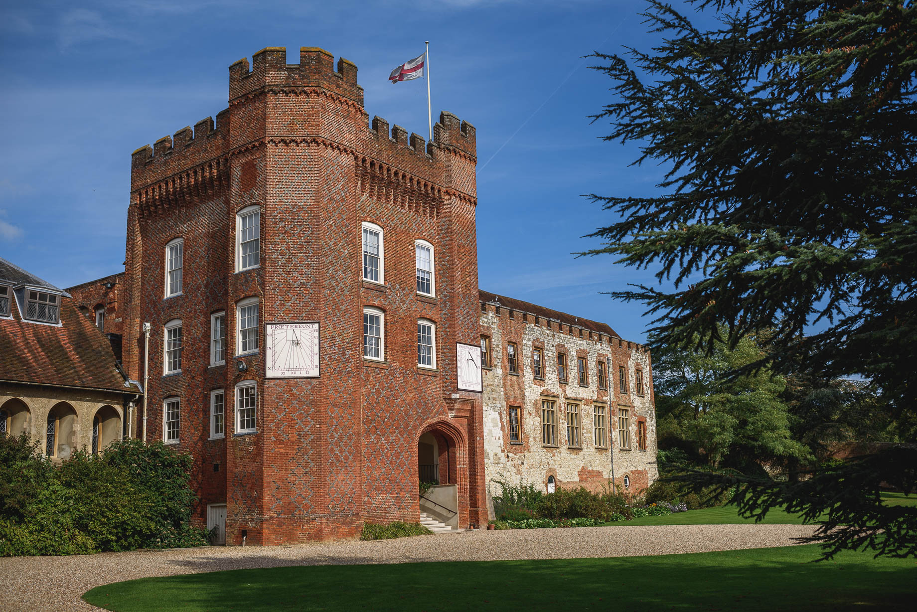 Farnham Castle Wedding DJ