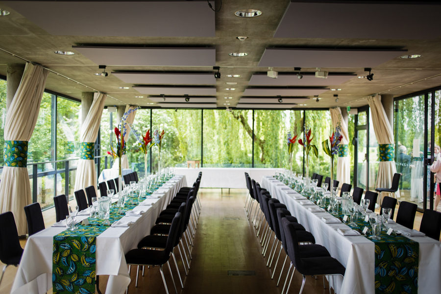 River & Rowing Museum Henley Wedding