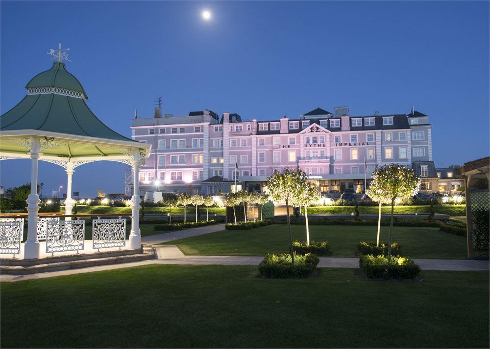 Wedding DJ Hythe Imperial Hotel