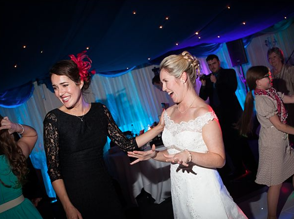 Leanne & Michael Trunkwell House Wedding _ SM Discos Reading DJ