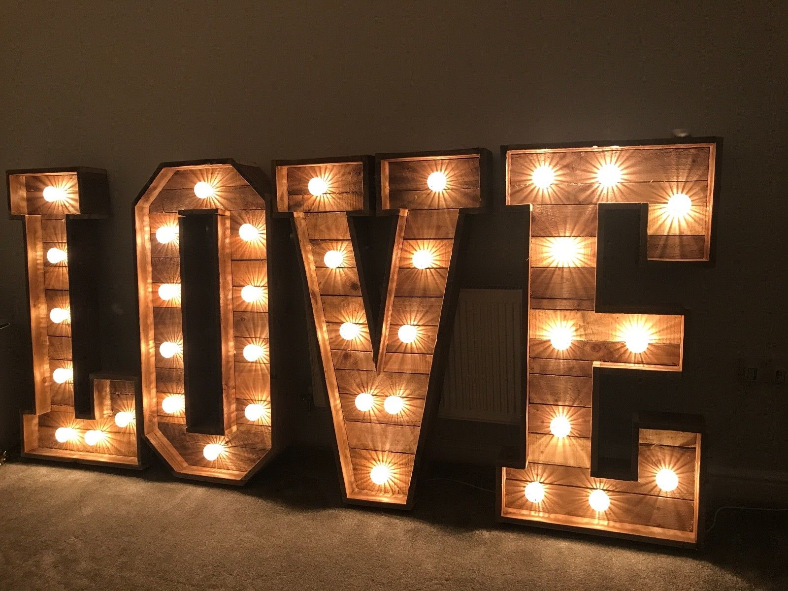 GIANT LOVE LETTERS Marlow