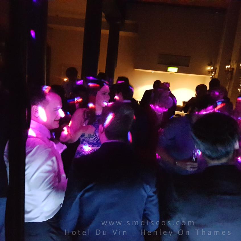 The Hotel Du Vin, Henley - DJ