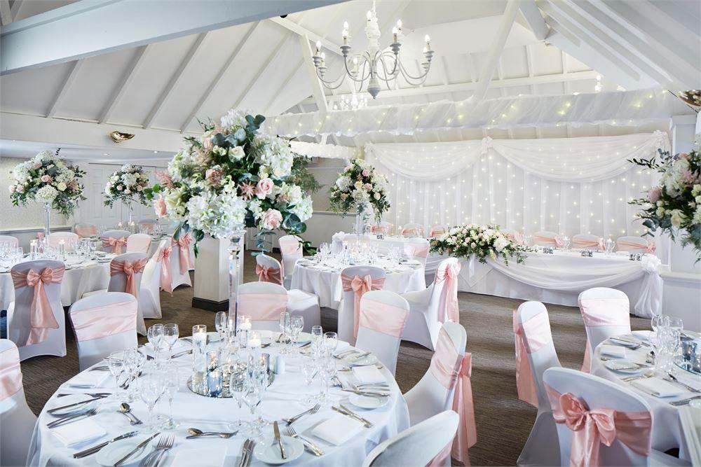 Wedding DJ for Rowhill Grange Hotel