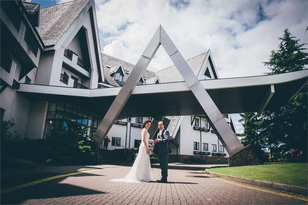 The Coppid Beech Wedding Hotel