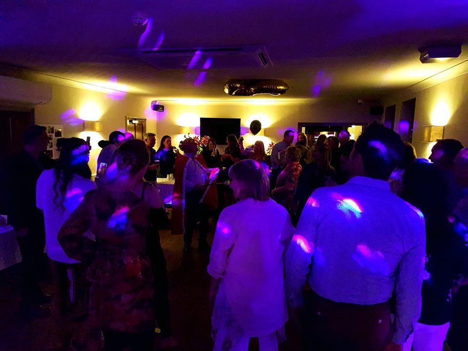 Chequers Inn Wooburn Common Disco