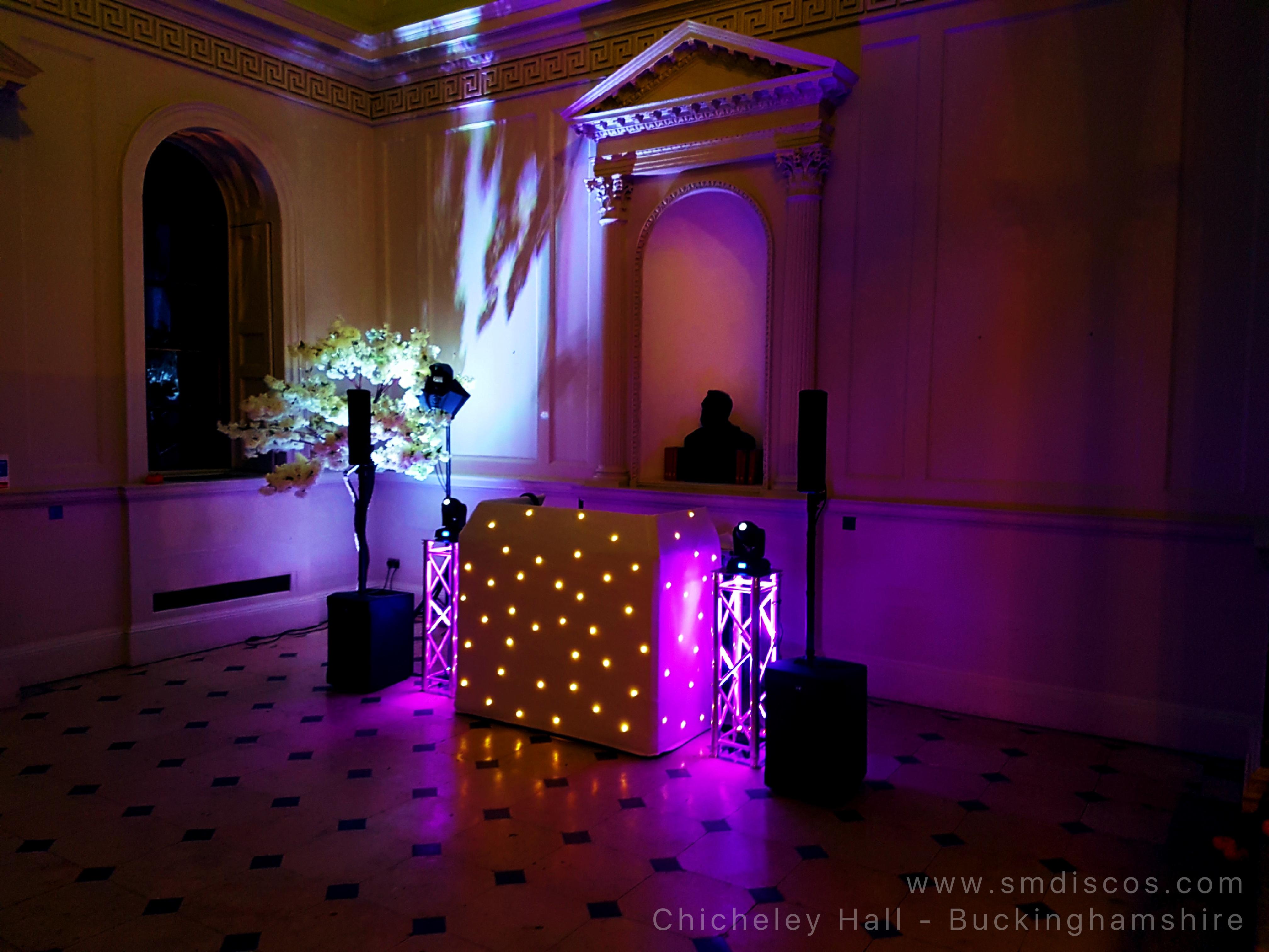 Wedding DJ Chicheley Hall
