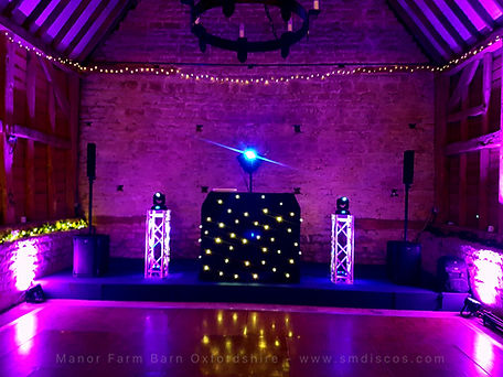 Wedding DJ set up Oxford.jpg
