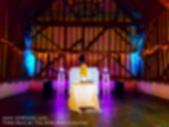 Wedding DJ at Tithe Barn Hurley.jpg