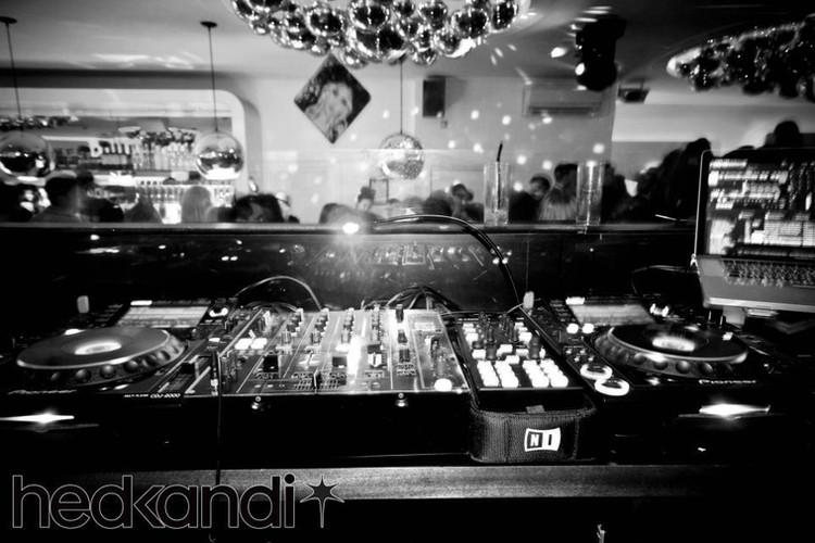 DJing for Hedkandi Brighton