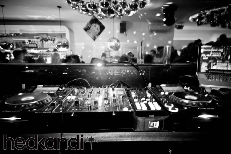 DJing for Hedkandi Brighton