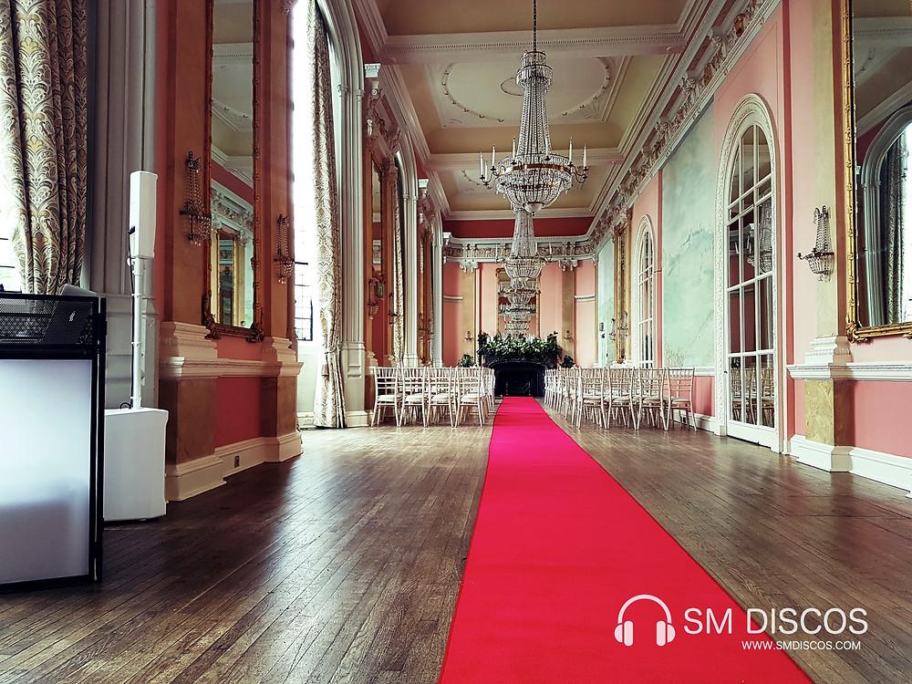 Danesfield House Wedding DJs