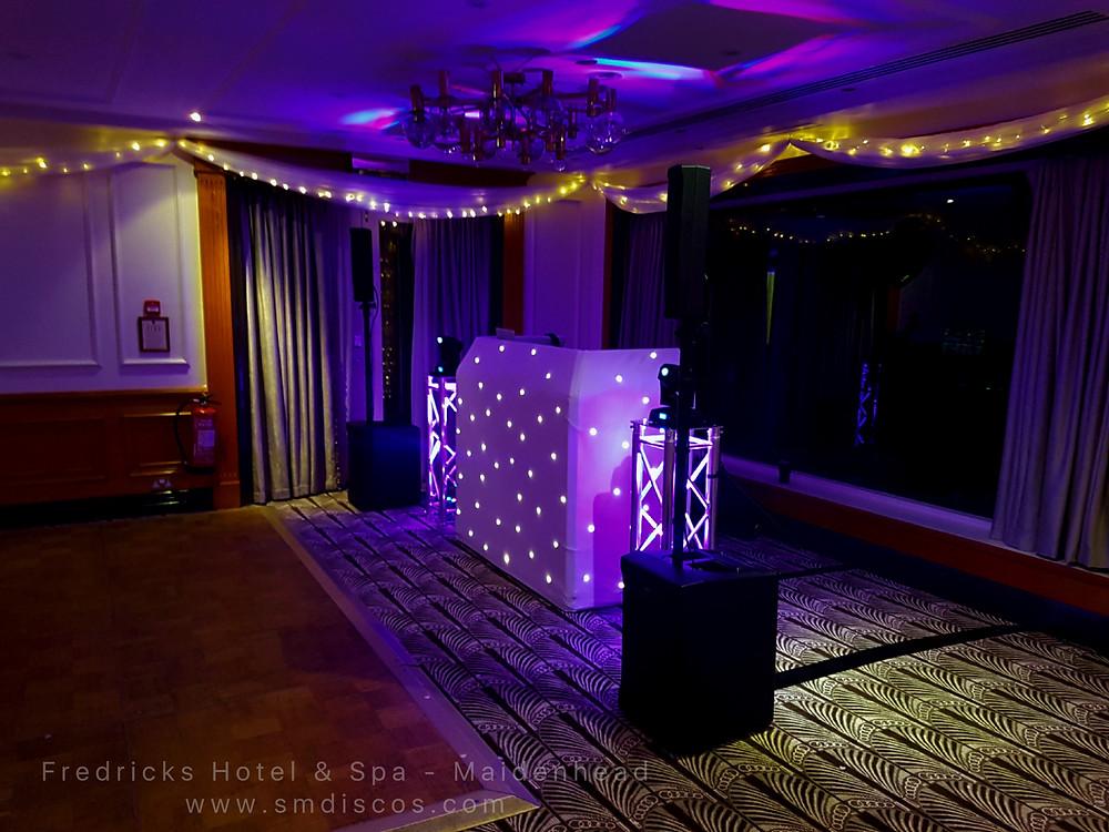 Wedding DJ Fredricks Hotel