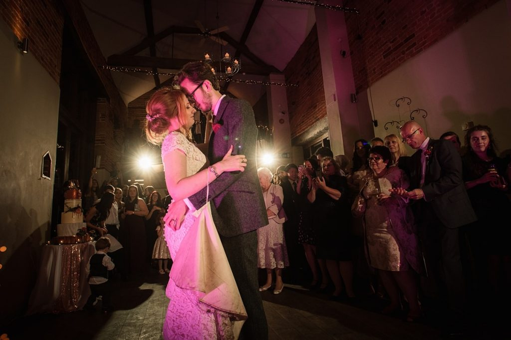 Wedding Disco at Dodmoor House