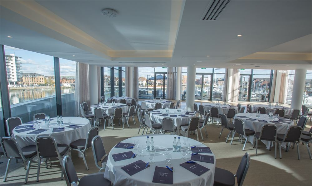 Southampton Harbour Hotel Wedding