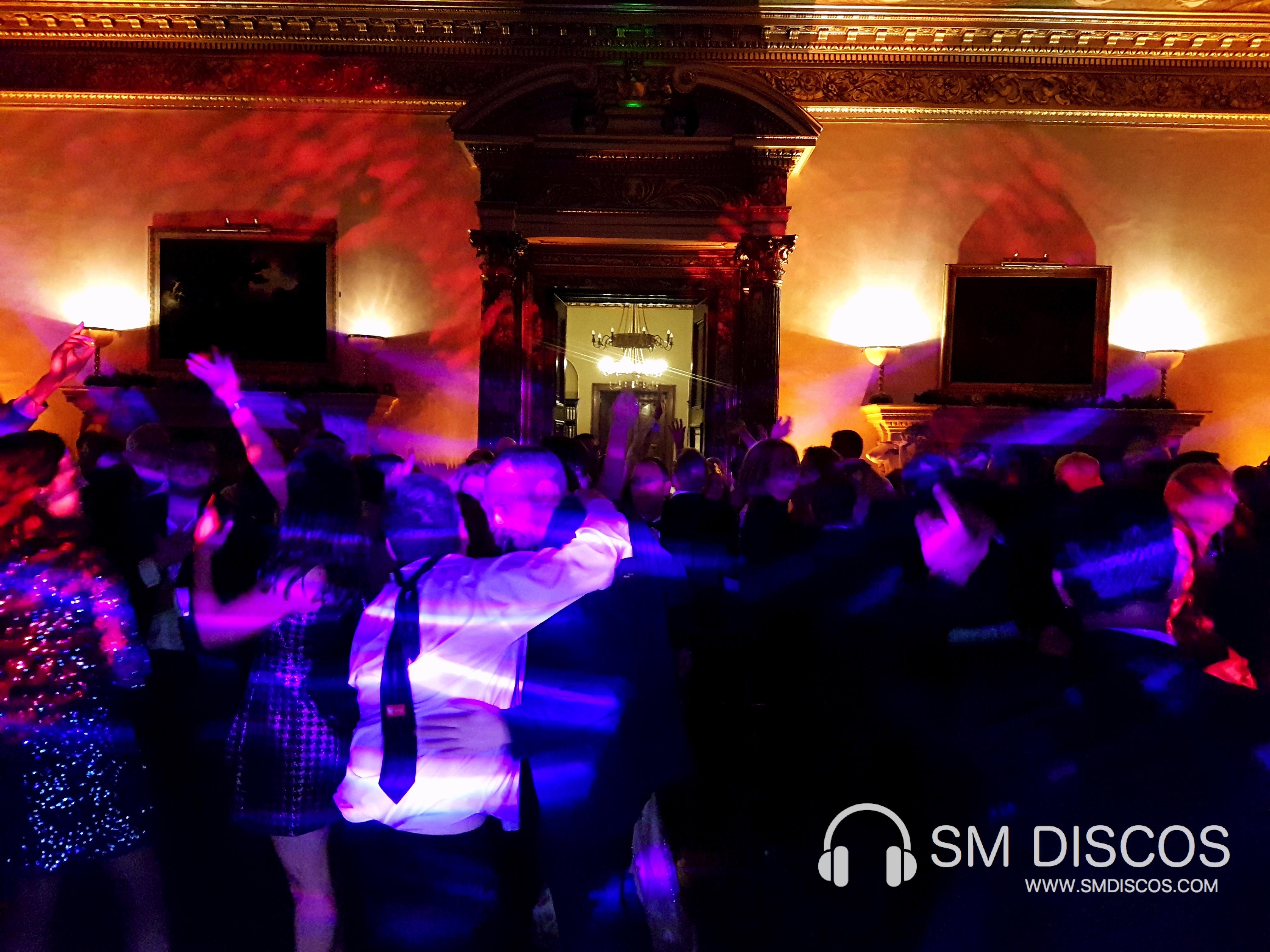 SM Discos Ashridge House