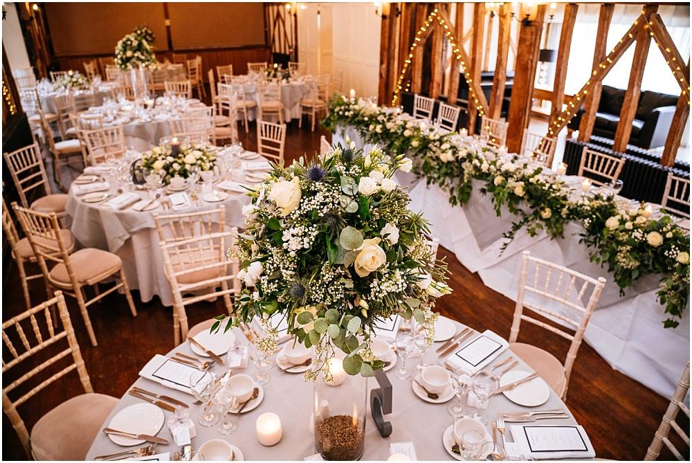 Barn Wedding Essex Channels