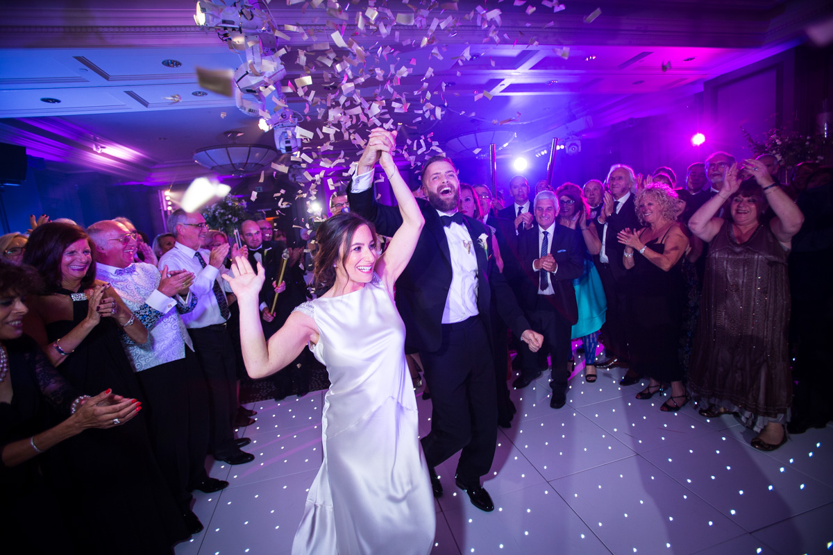 Brinsop Court Manor House Wedding DJ