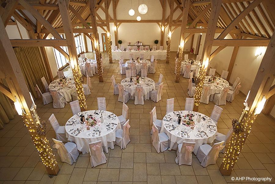 Rivervale Barn wedding Disco