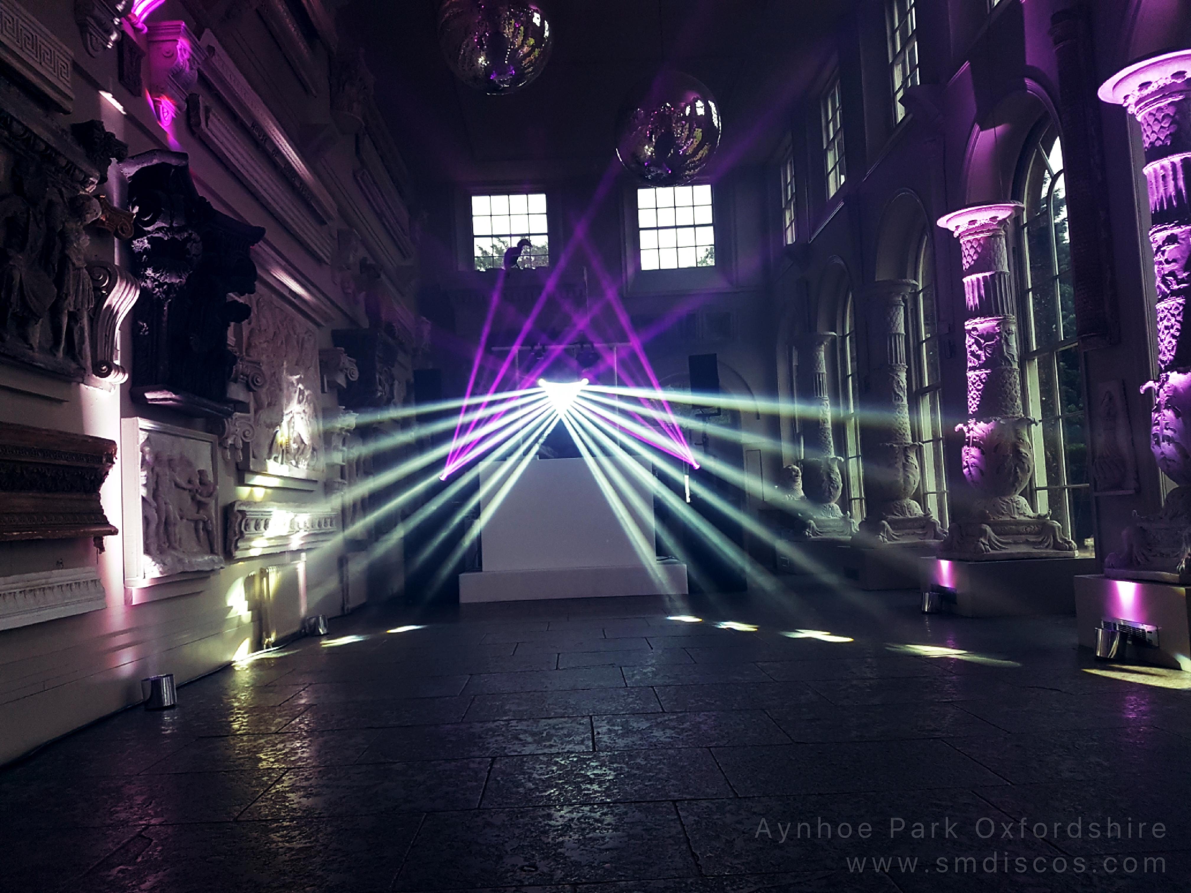 Hanbury Manor Wedding DJ