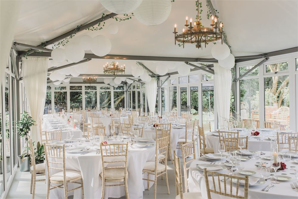 The Old Rectory Berkshire Wedding