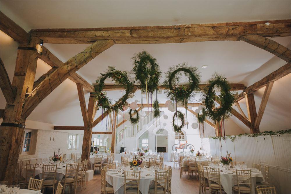 Bury Manor Barn Wedding