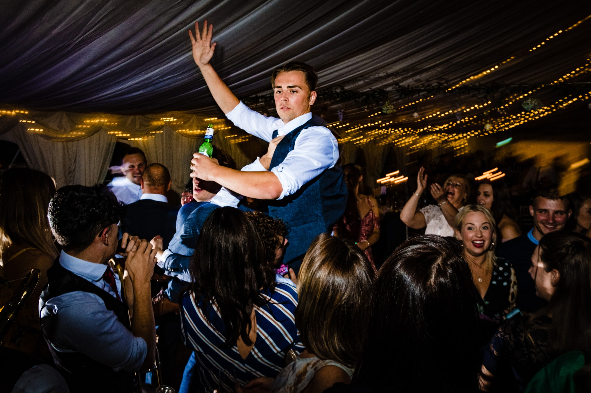 wedding DJs in Oxford