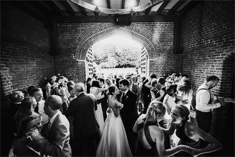 Essex Wedding DJ Leez Priory