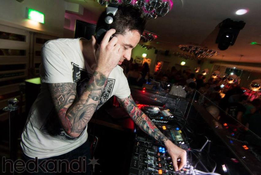 Hedkandi DJ Kai