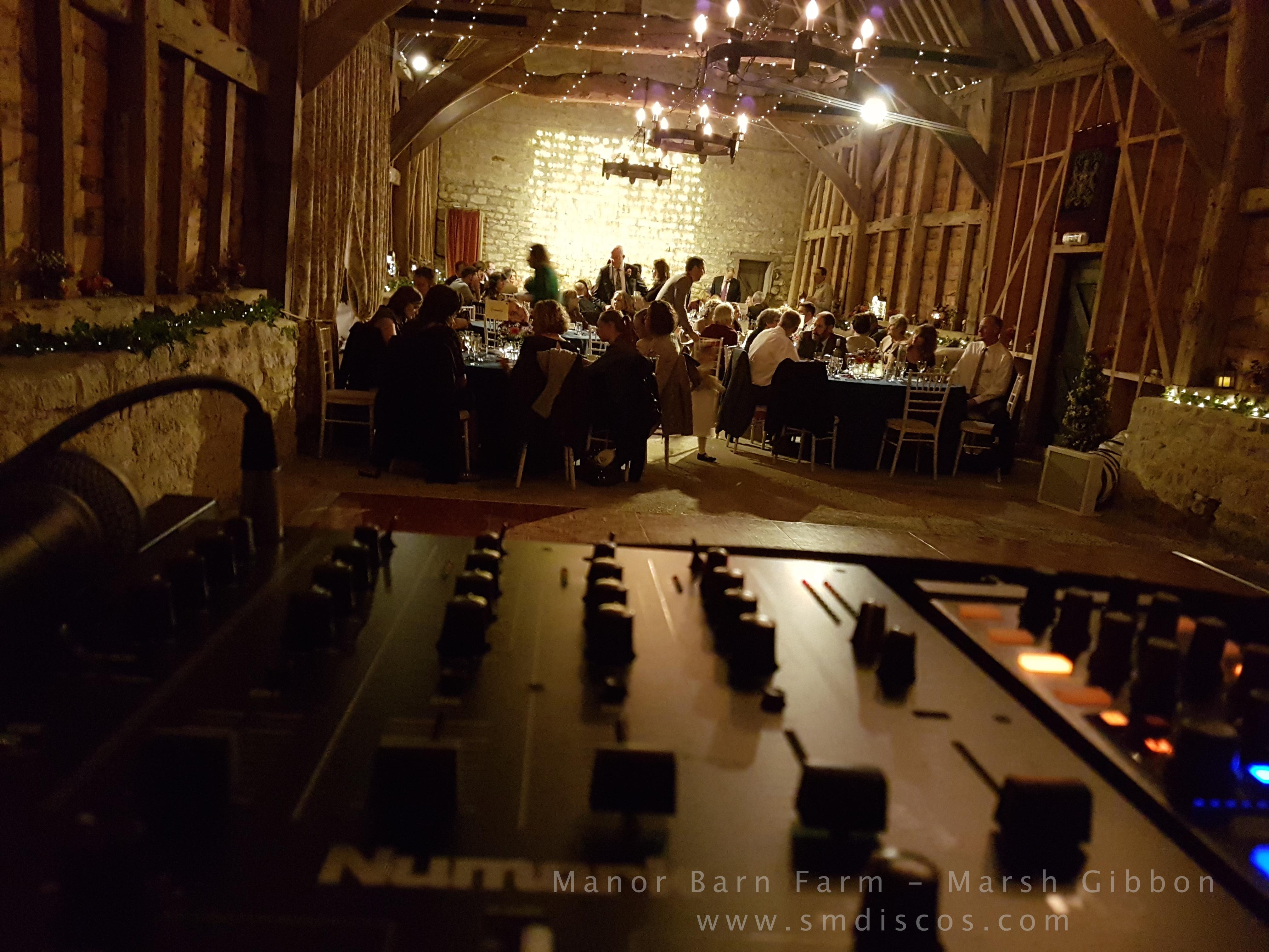 Bicester Oxford Wedding DJ
