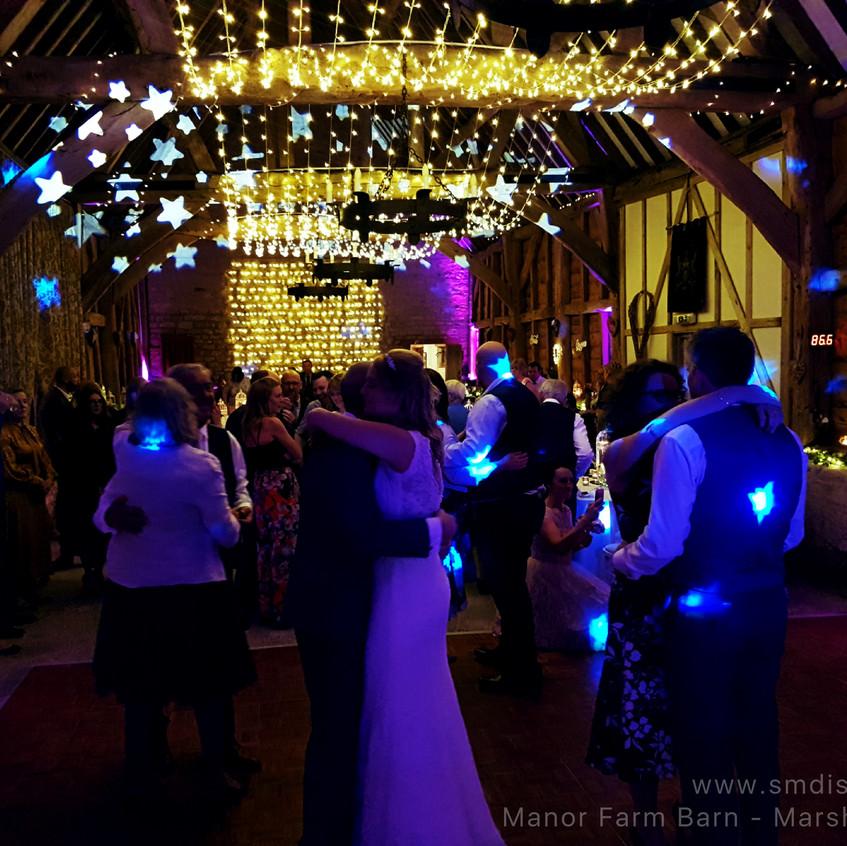 Manor Farm Barn Oxford Barn Wedding DJ
