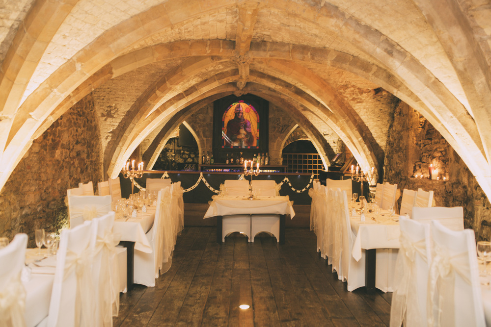 Wedding at The George Vaults