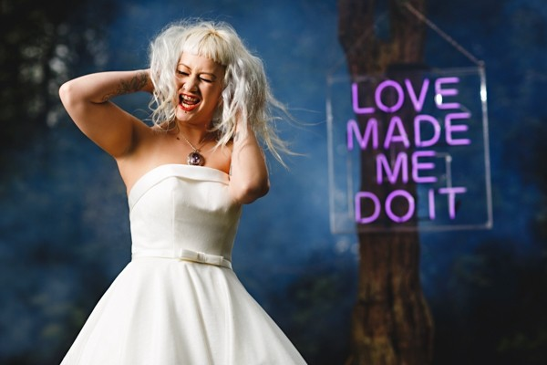 Love Made Me Do It Neon