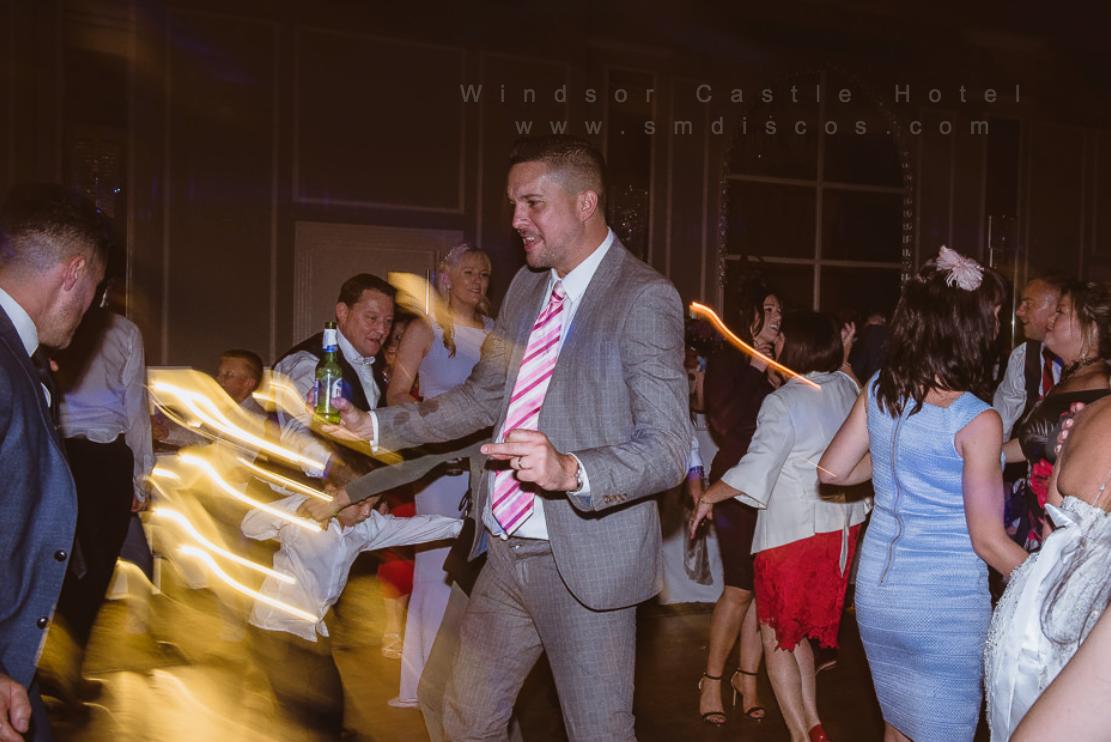 Windsor Castle Hotel _ Berkshire wedding DJ