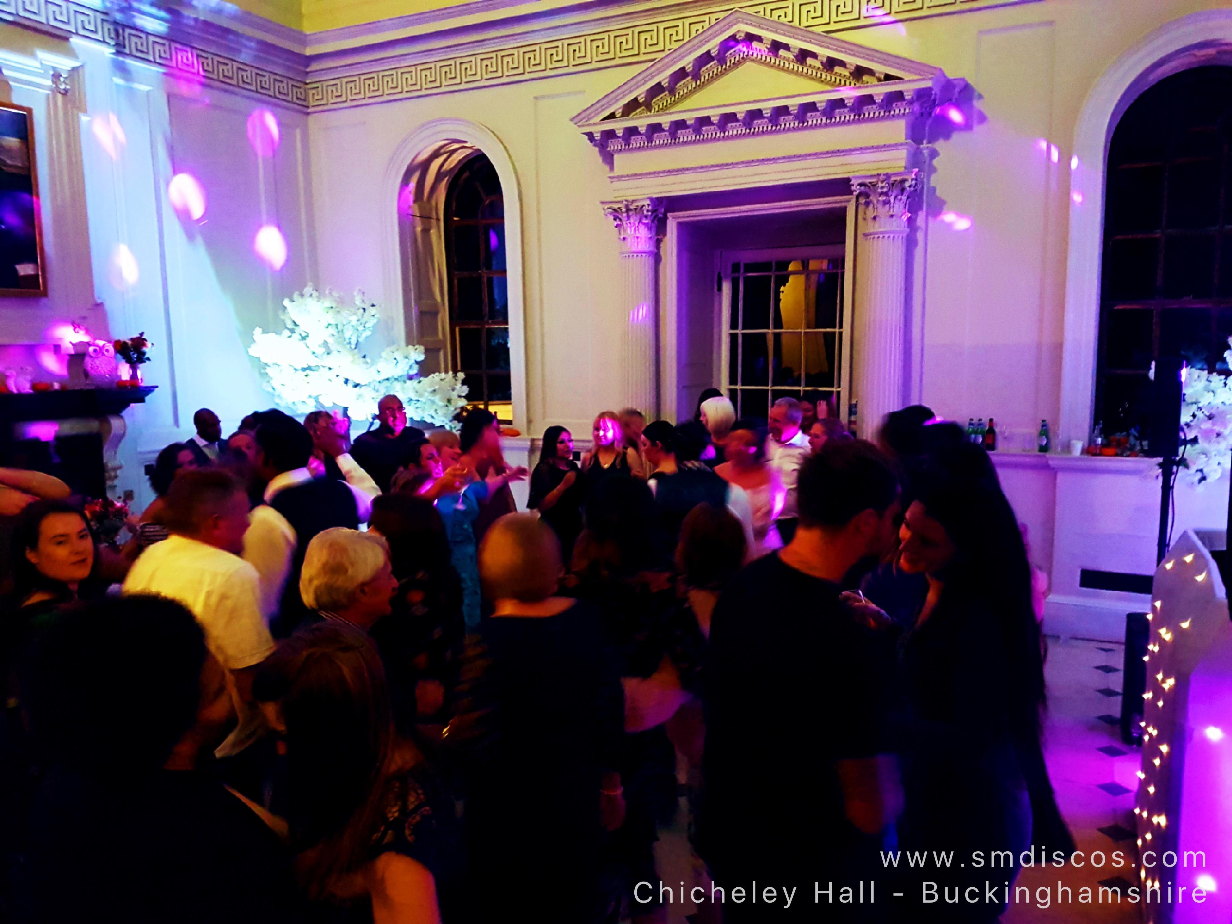 Chicheley Hall Wedding Photo
