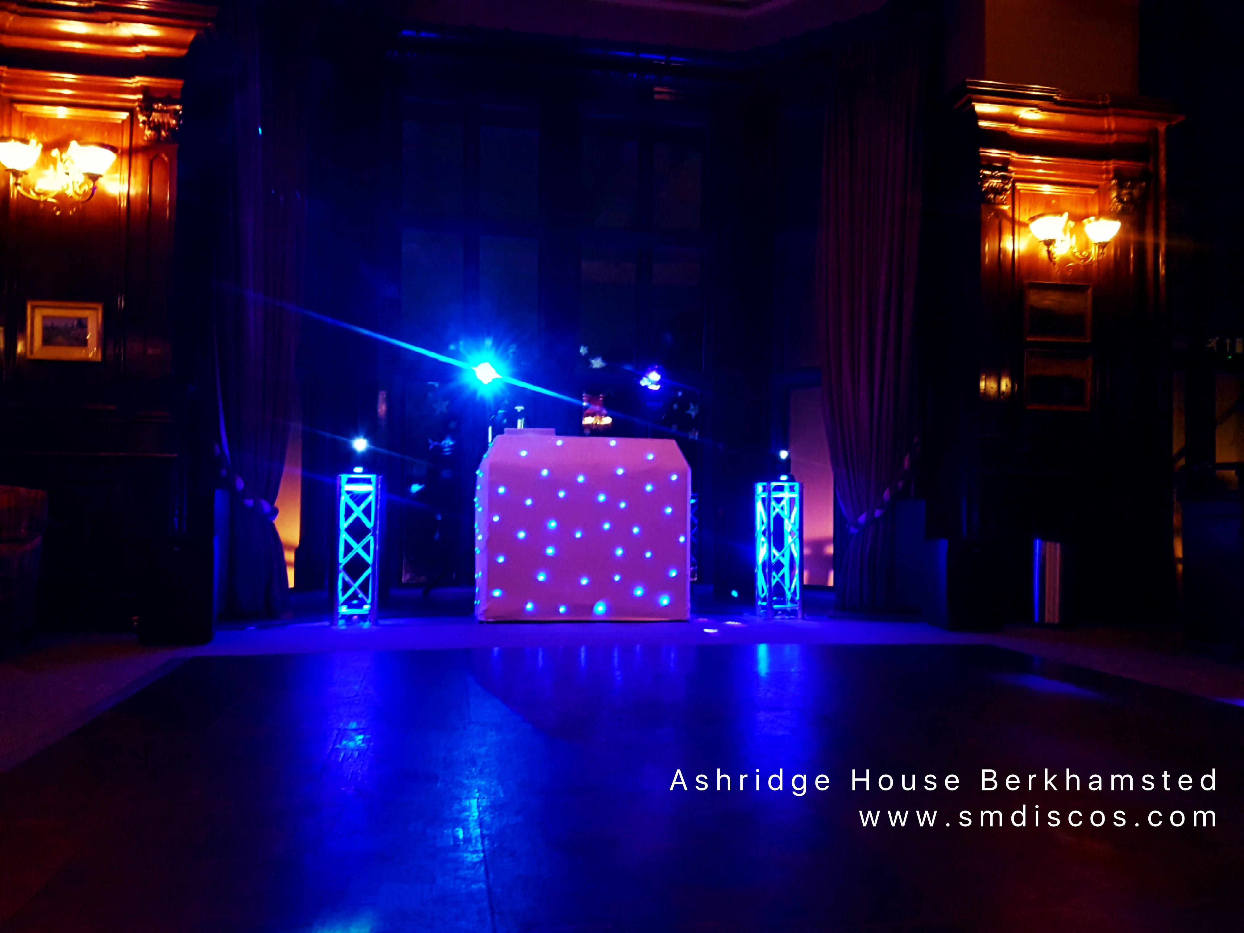 Ashridge House Hertfordshire DJ