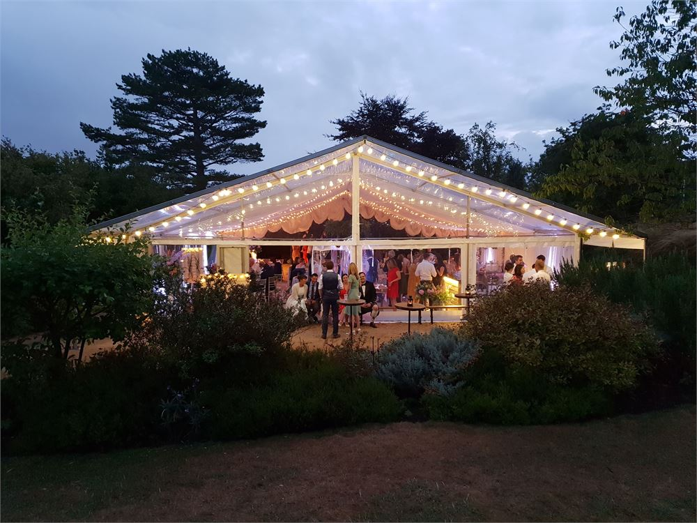 Bristol wedding DJ Hamswell House