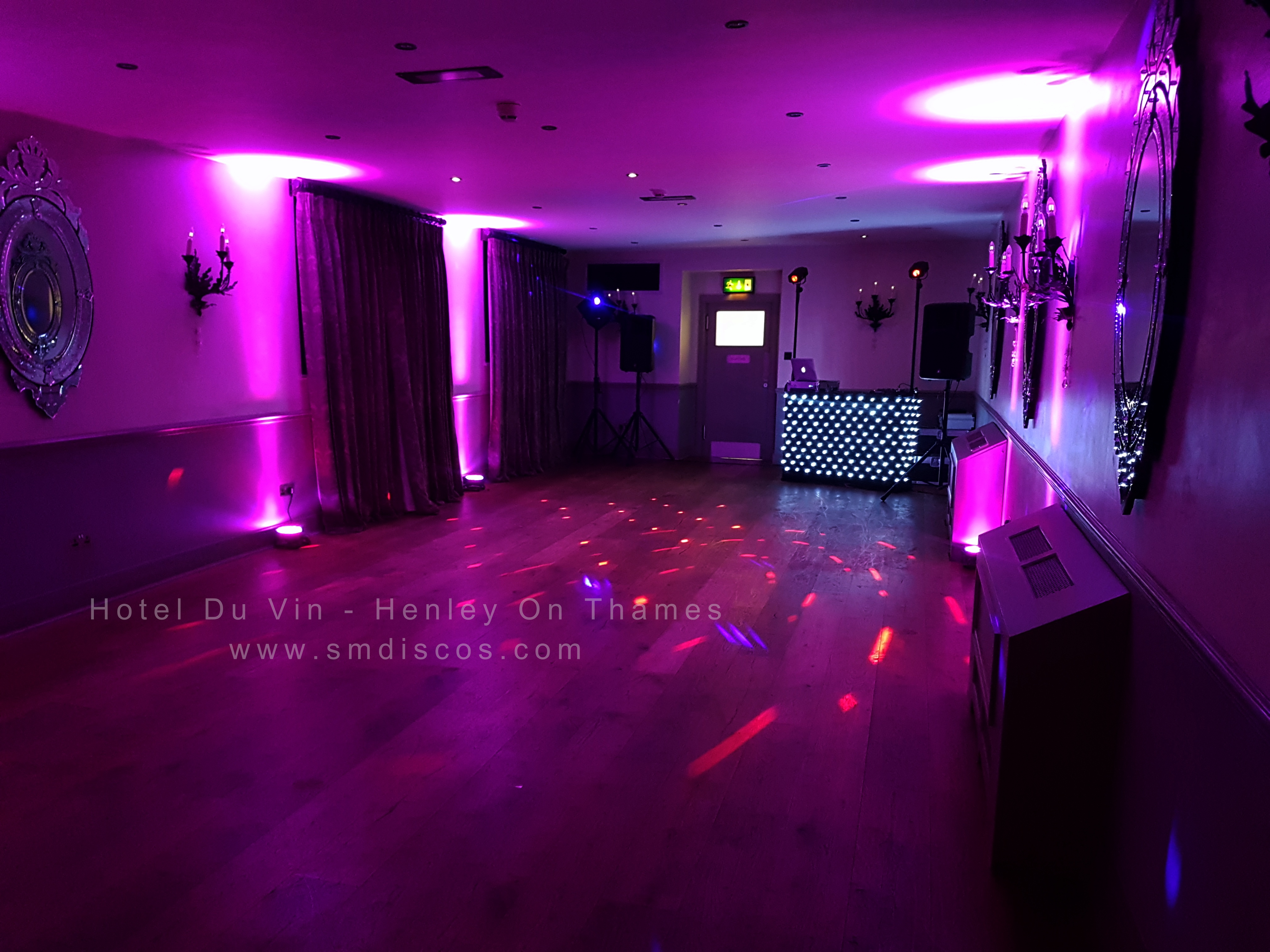 hotel du vin henley wedding dj