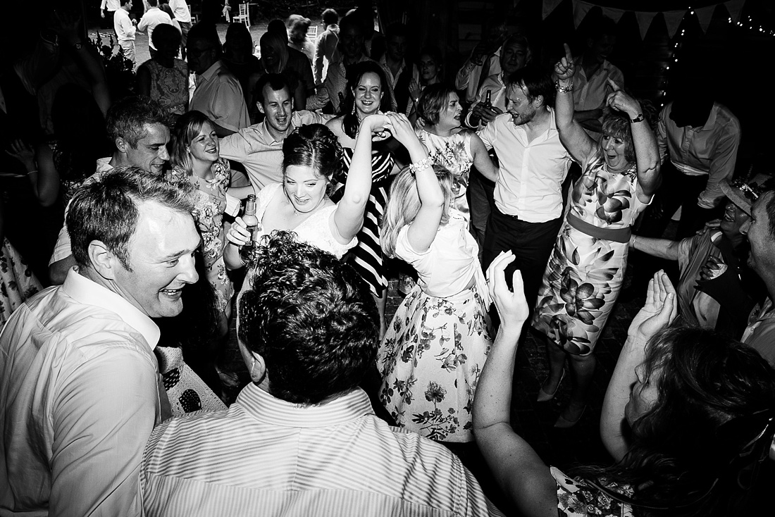 Hampshire Wedding DJ