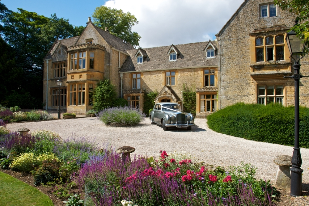 Lords of the Manor Wedding Venue