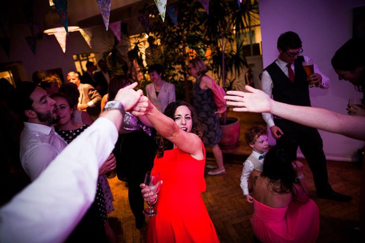 The Jam Factory Wedding DJ Disco in Oxfo