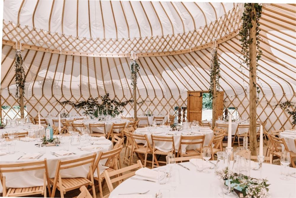 Wedding Hillside Farm Warwickshire