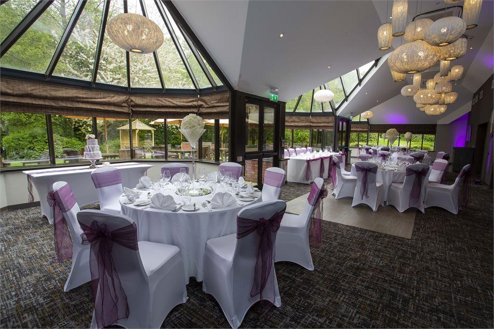 Crowne Plaza Basingstoke Wedding DJ