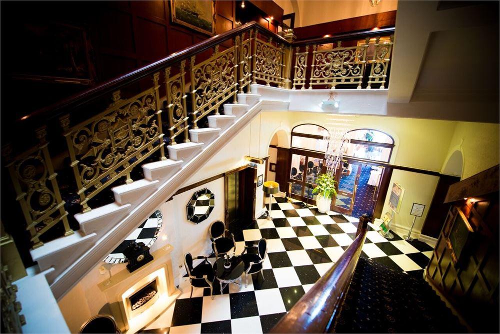 The Atlantic Hotel Cornwall Wedding Venu