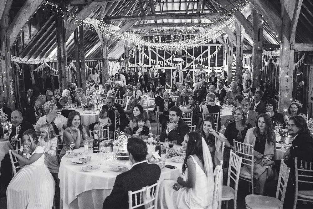 Gote Barn Ringmer Wedding