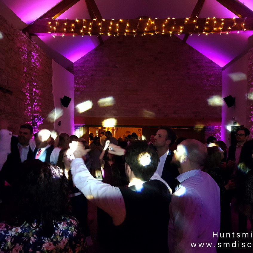 DJ Disco hire Huntsmill Farm