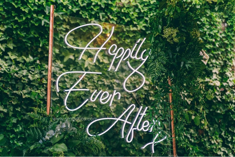 Happily Ever After neon