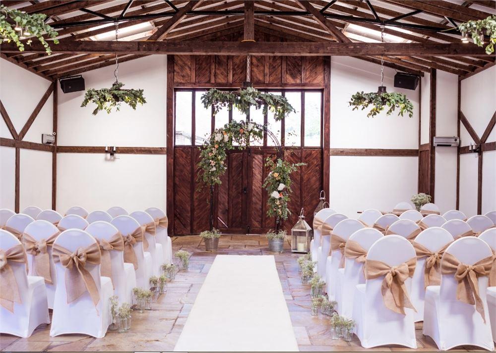 wedding at Blackstock Country Estate