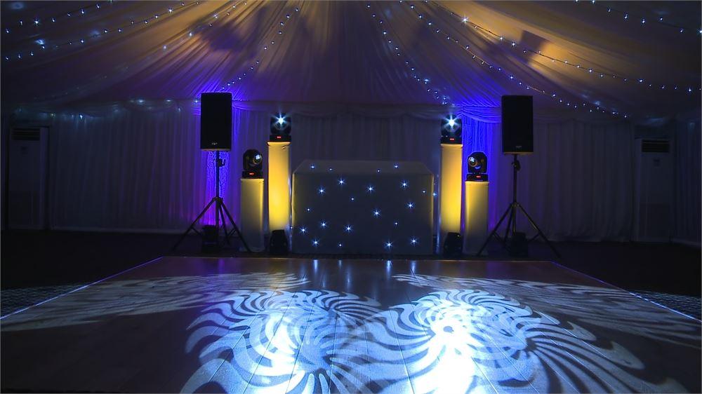 Wedding DJ Audleys Wood Hotel