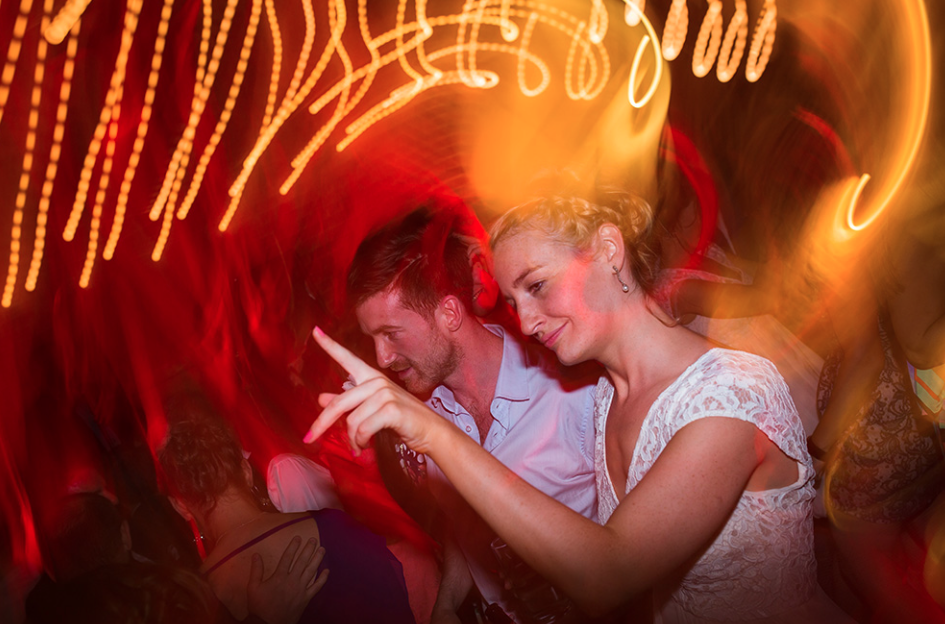 bix manor wedding disco dj