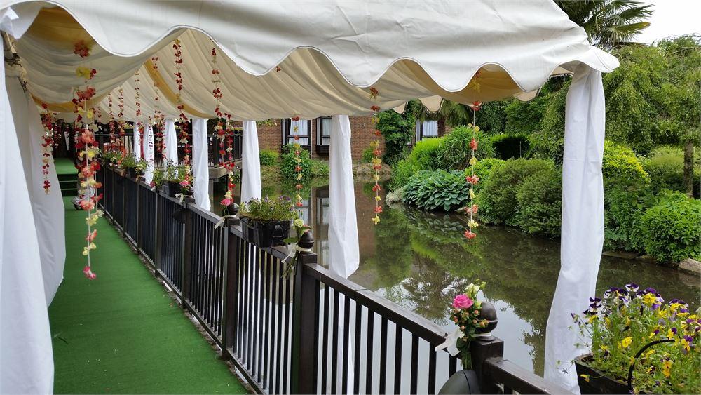 The Watermill wedding disco